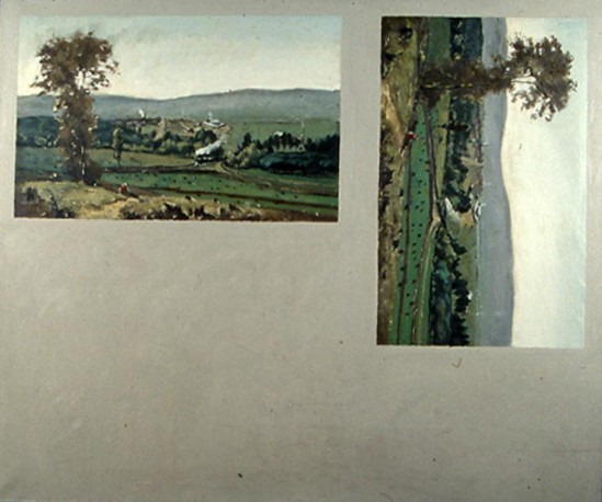 Landscape by Inness Repeated, 1964