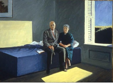 Edward and Jo Hopper:Excursion into Philosophy
