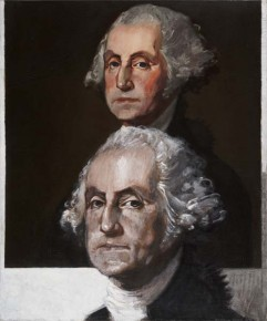 George Washington and His Portrait