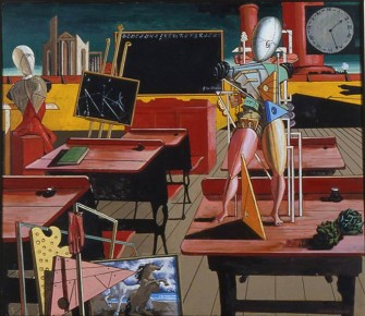School of de Chirico