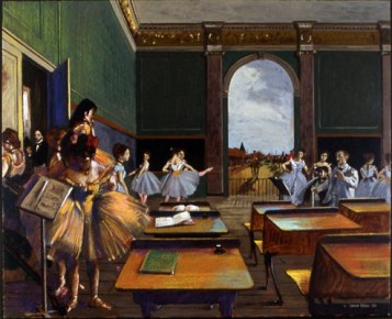 School of Degas