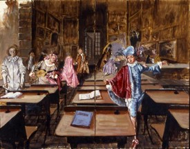 School of Watteau (Study #2)