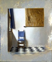 Vermeer's Blue Chair